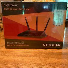 Netgear Nighthawk Wireless Router New In Factory Sealed Box