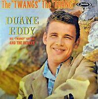 Duane Eddy The 'Twangs' The 'Thang' LP Vinyl Record 1959 on Jamie (JLP-70-3009)