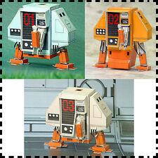 Film Silent Running Robot Drone DEWEY HUEY LOUIE DIY Handcraft Paper Model Kit