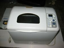 Oster Bread Maker Machine 58-Minute Expressbake 2 lb Model 5834 w/ manual Tested