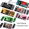 Protective Slim Anti-Scratch Glass Hard Case Cover Shell for Nintendo Switch