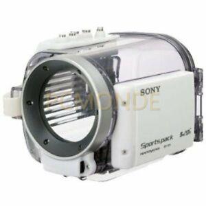 Sony SPK-HCD Waterproof Underwater Sports Pack for DCR-SR220 45 55 65 Camcorders