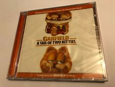 GARFIELD - A TAIL OF TWO KITTIES (Beck) OOP 2006 Score Soundtrack OST CD SEALED
