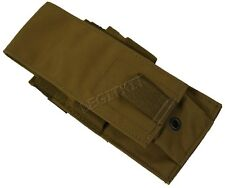 NEW London Bridge LBT-6159A Modular Single Multi Caliber Mag Pouch Coyote Brown