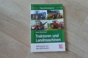Konvolut Typenkompass DDR LKW und Landmaschinen