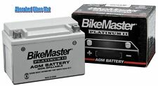 BikeMaster AGM Platinum II Battery Harley Davidson FLSTF Fat Boy MS12-19-BS