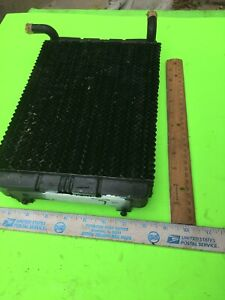 Studebaker truck, NOS,  heater core, for R and E series.     Item:  13158