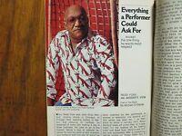 Feb-1976 TV Guide(REDD  FOXX/STEPHEN  McHATTIE/PETER FONDA/EASY RIDER/JAMES DEAN