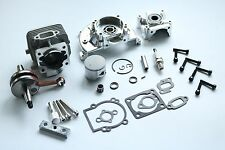 35cc 2 stroke 4 Bolt upgrade engine kit Fits HPI BAJA 5B 5T SC Losi 5ive T Rovan