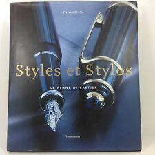Cartier book Styles et Stylos (3)