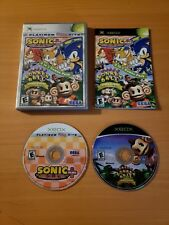 Sonic Mega Collection Plus/Super Monkey Ball Deluxe 2 in 1 Combo Pack (Xbox)100%