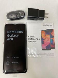 Tracfone Prepaid Samsung Galaxy A20 (32GB) Smartphone - Black