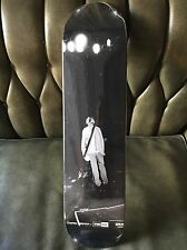 Kurt Cobain Nirvana Skateboard Deck Charles Peterson Rare NOS punk misfits