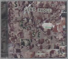 GINO PAOLI SE CD  SIGILLATO!!!