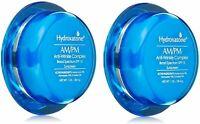 Hydroxatone AM PM Anti Wrinkle Complex Broad Spectrum SPF 15 1 Fl Oz 2 Pack NIB