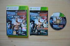 XB360 - WWE Smackdown vs. Raw 2011 - (OVP, mit Anleitung)