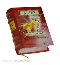 Aries, O iniciador novo livro fácil de ler em miniatura capa dura em português