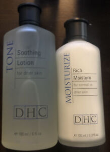 DHC Rich Moisture & Soothing Lotion NEW