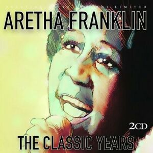 Aretha Franklin - Classic Years [New CD] UK - Import