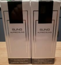 Lot Of 2 Alfred Sung Toilet Spray 3.4 Oz Each Made In USA