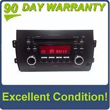 Suzuki SX4 OEM Factory Stereo AM FM XM Radio MP3 CD Player AUX CLCR25