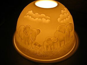 Magic Light, Tealight, Dome Lights Starlight Lantern Elephant 1039004