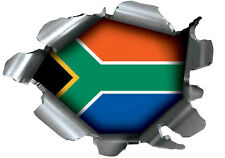 SPEED DEMONS PRIDE BURST STICKER SELF ADHESIVE CAR LAPTOP RIP TORN SOUTH AFRICA