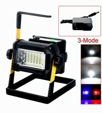 New LED Flood Light 50W Lamp Projector Waterproof Outdoor Camping Night Working
