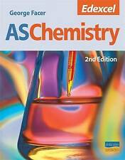 Edexcel AS Chemistry Textbook by George Facer (Paperback, 2008)