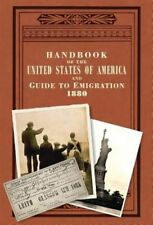 """NEW"" Brockett, LP, Handbook of the United States of America, 1880: A Guide to E"