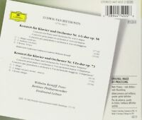 Beethoven: Piano Concertos Nos. 4 & 5 (CD, EMI Music Distribution)