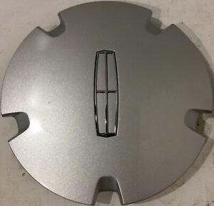 (1)OEM 1998-2002 LINCOLN CONTINENTAL SILVER WHEEL CENTER CAP F80C-1A096-AB
