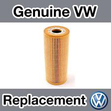 Genuine Volkswagen Polo Saloon (6K) 1.9TDi ALH, ASV (99-01) Oil Filter