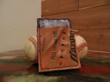 Leather Baseball Glove Wallet Spalding, Rawlings Wilson
