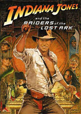 Harrison Ford Raiders of the Lost Ark DVDs & Blu-ray Discs