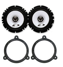 ALPINE SXE-1725S KIT 2 CASSE SMART FOR TWO 3 (W453) 14> SUPP. ALTOPARLANTI AUTO