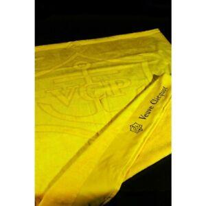 Veuve Clicquot Champagne Beach Towel