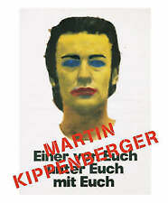 Martin Kippenberger, Jessica Morgan,Doris Krystof, Very Good