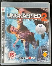 Uncharted 2 Among Thieves PS3 Playstation 3 **FREE UK POSTAGE*