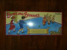 BOWLING BUNNIES- NEW in BOX- Schilling Classic Games