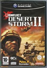 Gamecube Conflict: Desert Storm 2 (2004), UK Pal, Brand New Factory Sealed