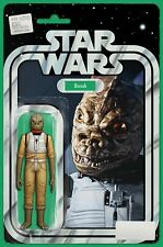 Star Wars #33 (JTC Exclusive BOSSK Action Figure Variant) (NM) !RARE! Marvel