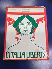 1973-Bairati,Bossaglia,Rosci:L'ITALIA LIBERTY-Gorlich Editore