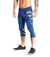 Crossfit Open AU8.5 Virus Homme Biocéramique Compression Tech Pantalon Gym
