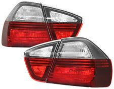 BMW BLACKLINE BLACK LINE STYLE TAIL LIGHTS OE REPLACEMENT PAIR E90 330i 323i M3