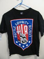 John Cena Hustle Loyalty respect Mens t-Shirt Size M WWE