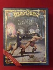 Hero Quest Erweiterung Adventure Design Kit Games Workshop New Neu In Folie