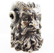 Pan Pagan Horned God Satyr Wicca Greek Mythology T-Lite candle Holder Wiccan NEW