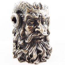"""""""parte"""" Dio Pagano Horned Satiro wicca della mitologia greca T-LITE portacandele wicca"""