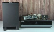 Sony Dvd Hcd-Is1000 Blu-ray 5.1Ch Am/Fm Hdmi Stereo Surround System Subwoofer